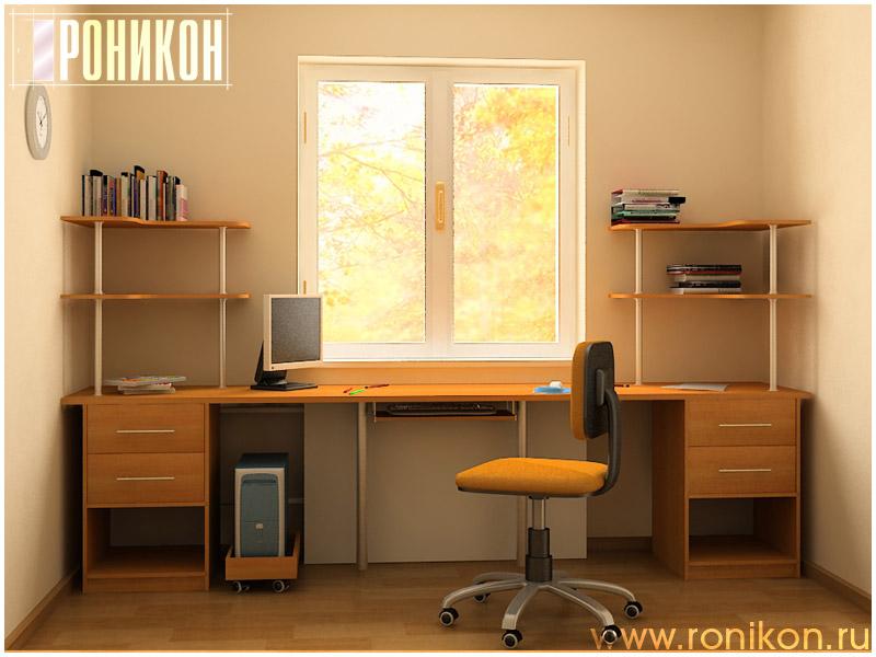 Письменные столы для школьника своими руками